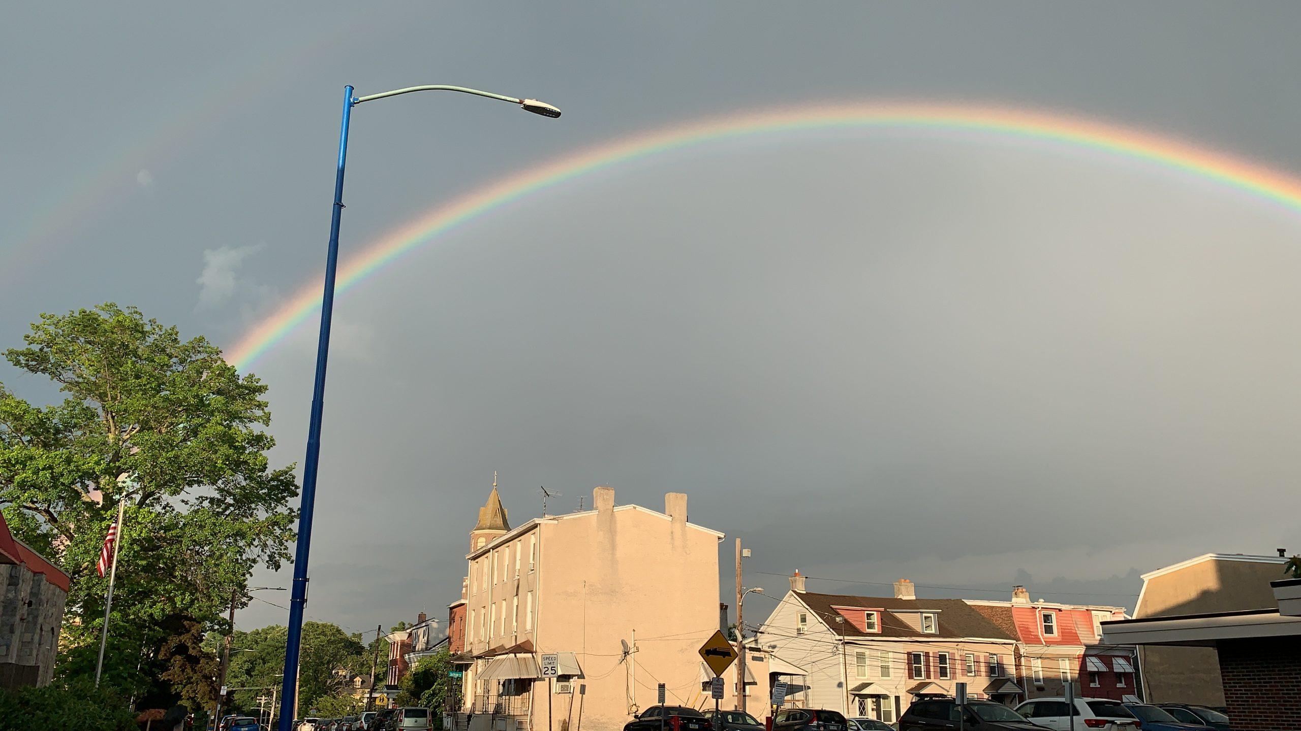Double Rainbow & Tacos Thursday in Phoenixville PA