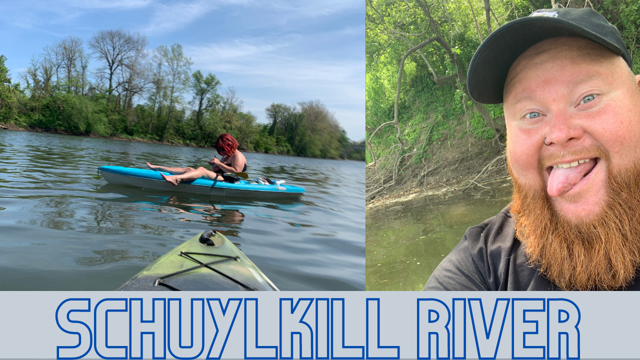 First Sunday Kayaking on the Schuylkill River