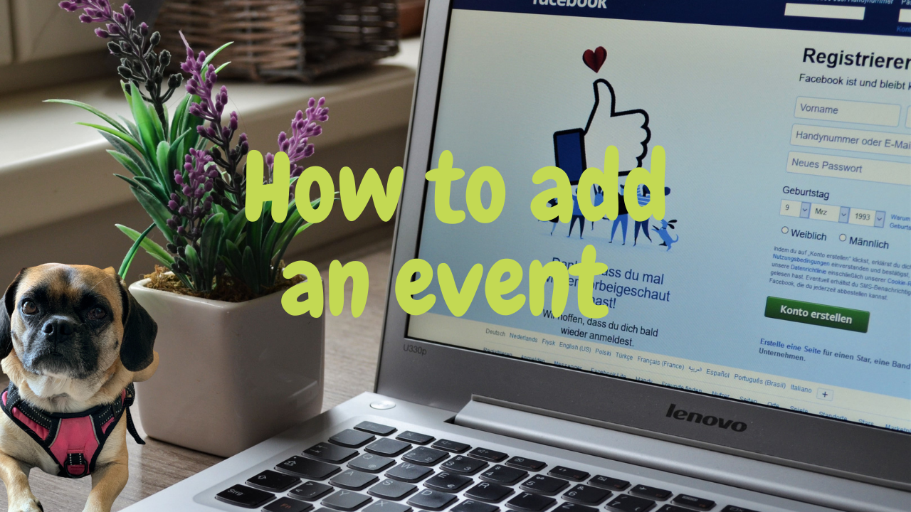 How to add a Facebook Event to my businesses Facebook Events Calendar